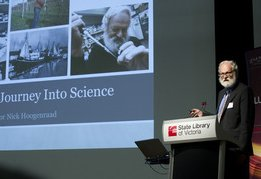 Prof Nick Hoogenraad